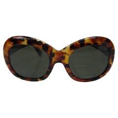 vintage Francois Pinton Tortoise Shell sunglasses