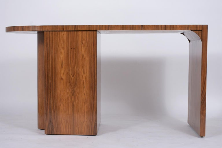 French 1960s Art Deco Desk For Sale 6