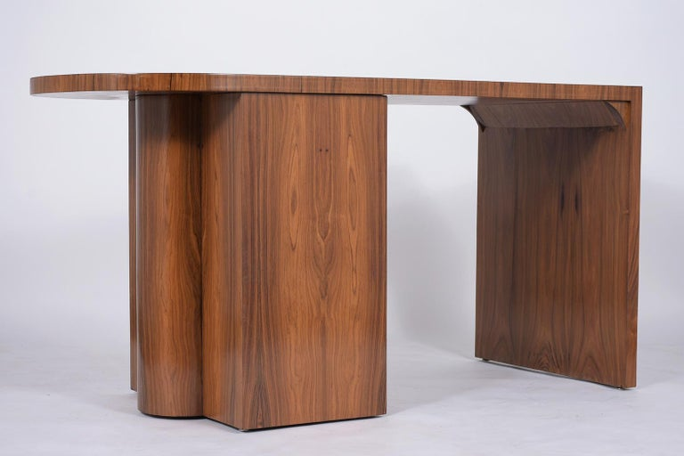 French 1960s Art Deco Desk For Sale 7