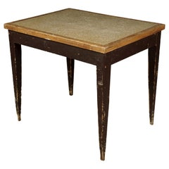 Vintage French Bistro Table from France, circa 1970