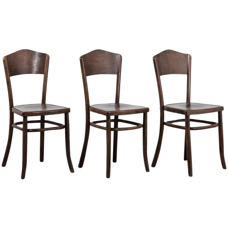 Vintage French Cafe Chairs For Sale At 1stdibs