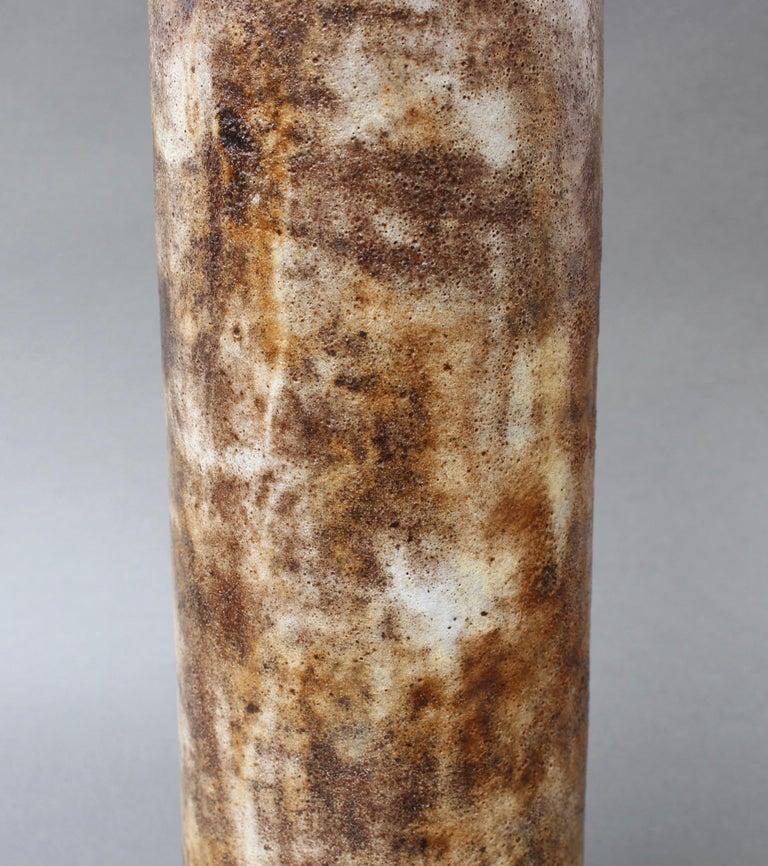 Vintage French Ceramic Vase by Alexandre Kostanda, circa 1960s For Sale 9