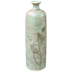 Vintage French Ceramic Vase by Jacques Blin 'circa 1950s'