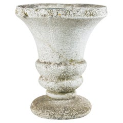 Vintage French Concrete Planter