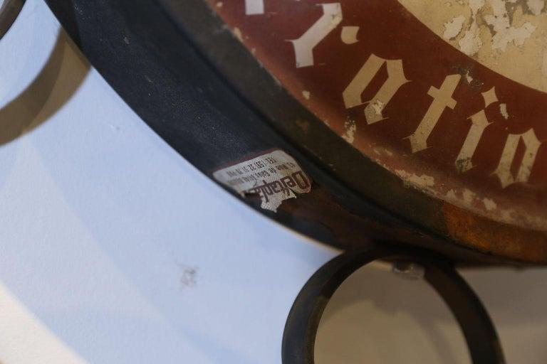 Vintage French Confiseur, Patissier, Glacier Shop Sign For Sale 3