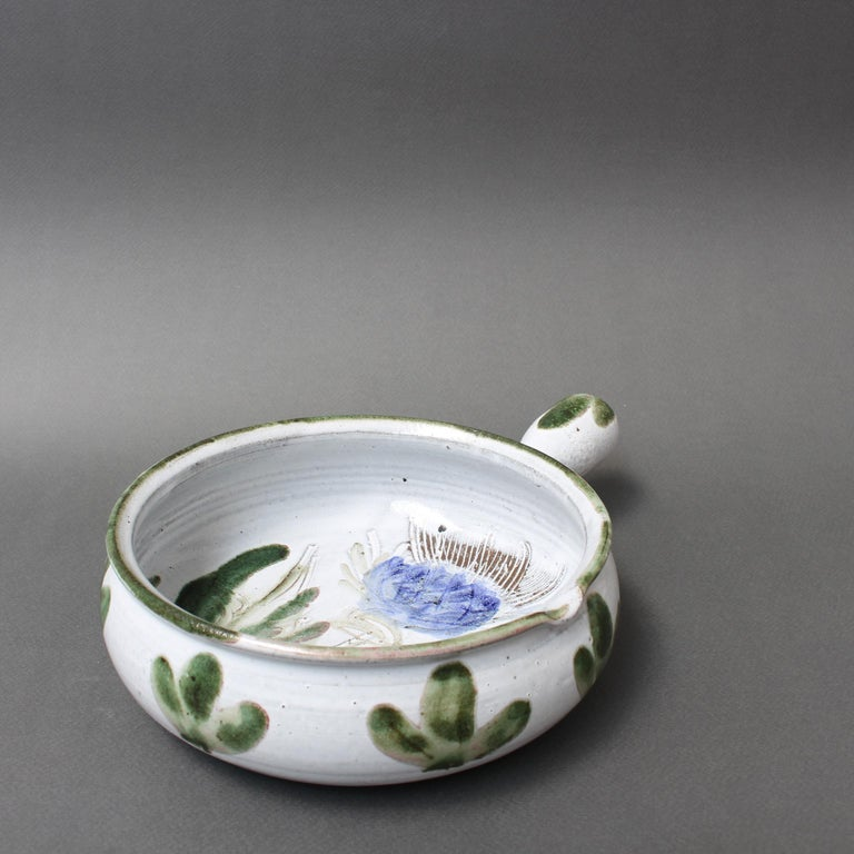 Vintage French Decorative Soup Tureen by Albert Thiry 'circa 1960s', Small For Sale 3