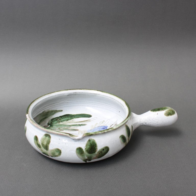 Vintage French Decorative Soup Tureen by Albert Thiry 'circa 1960s', Small For Sale 2