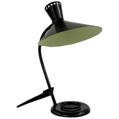 Vintage French Diabolo Desk Lamp, 1950s