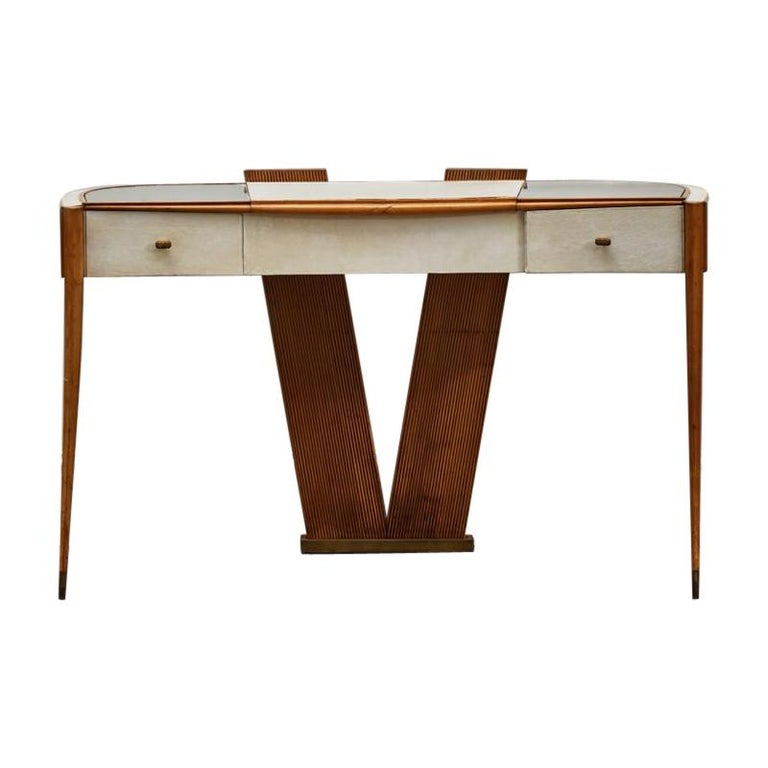 Vintage French Dressing Table For Sale