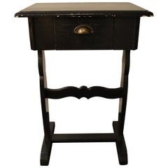 Vintage French End Table