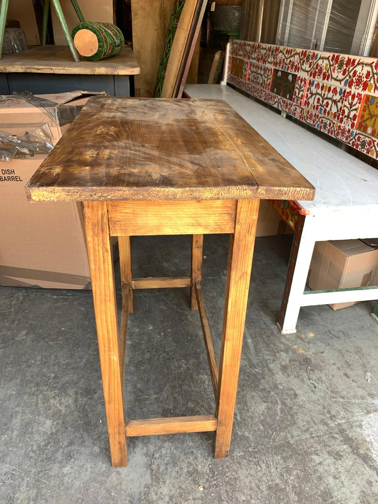 Mid-20th Century Vintage French Entry Table For Sale