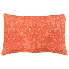 Vintage Decorative Double-Sided French Floral Textile Pillow