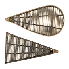 Vintage French Fruit Drying Rack