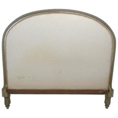 Vintage French Full Size Headboard