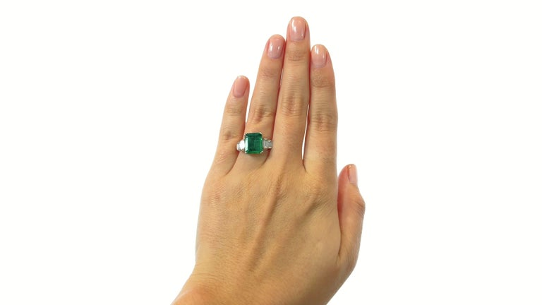 Zambian emeralds are known for their warm, vivid green color. Over many centuries, folklore tales told us about the healing properties of emeralds. Among them are fertility, eye healing, and luck. Acquire a jewel that is not only pleasant to the eye