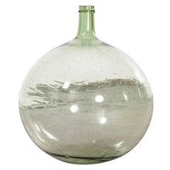 Vintage French Glass Demijohn - Large 'Model 957.2'