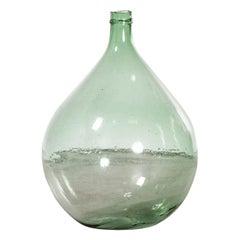 Vintage French Glass Demijohn, Pair of Demijohn 'Model 957.10'