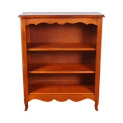Vintage French Open Bookcase