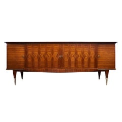 Vintage French Rosewood Buffet