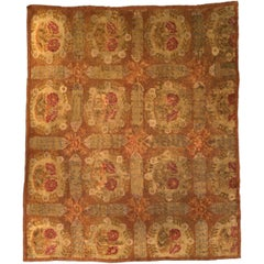 Vintage French Savonnerie Rug