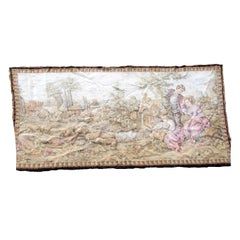 Vintage French Tapestry, 1950s, 1Q0014