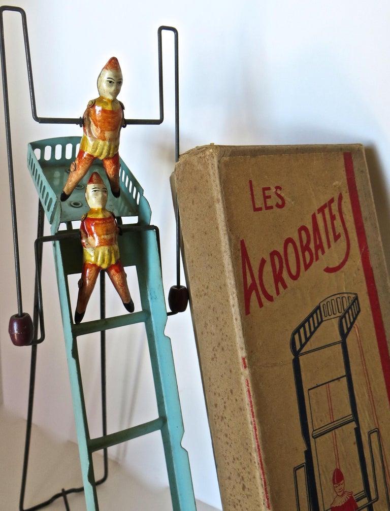 Folk Art Vintage French Toy