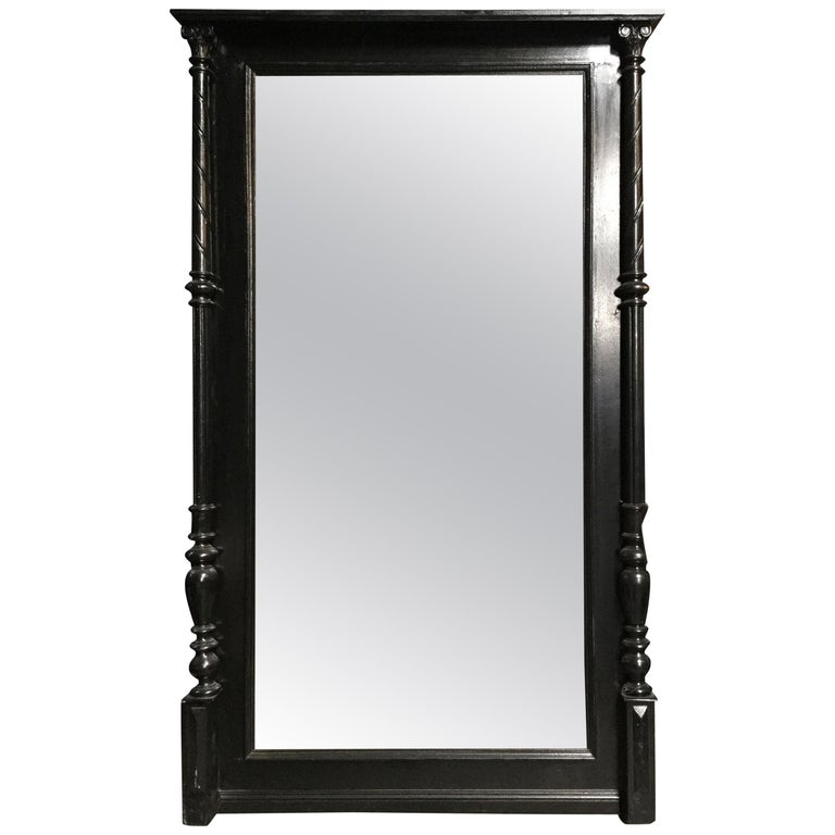 Vintage Full Length Mirror For Sale