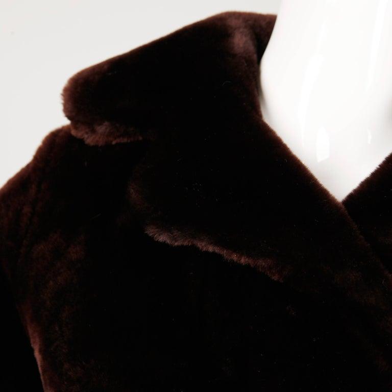 Vintage Fur Jacket For Sale 2