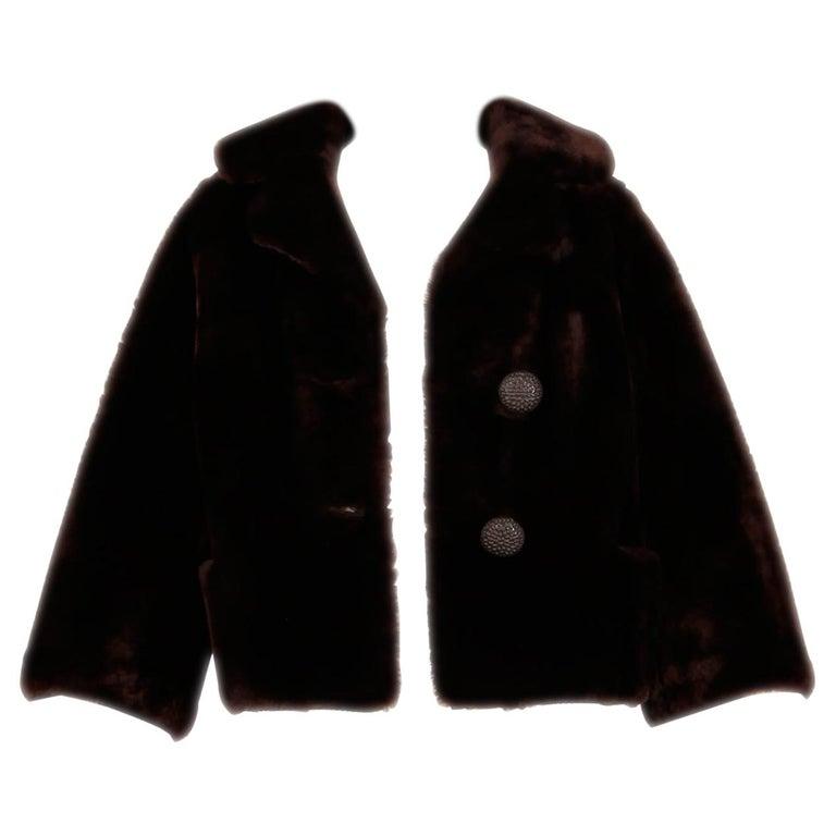 Vintage Fur Jacket For Sale
