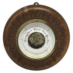 Vintage German Barometer