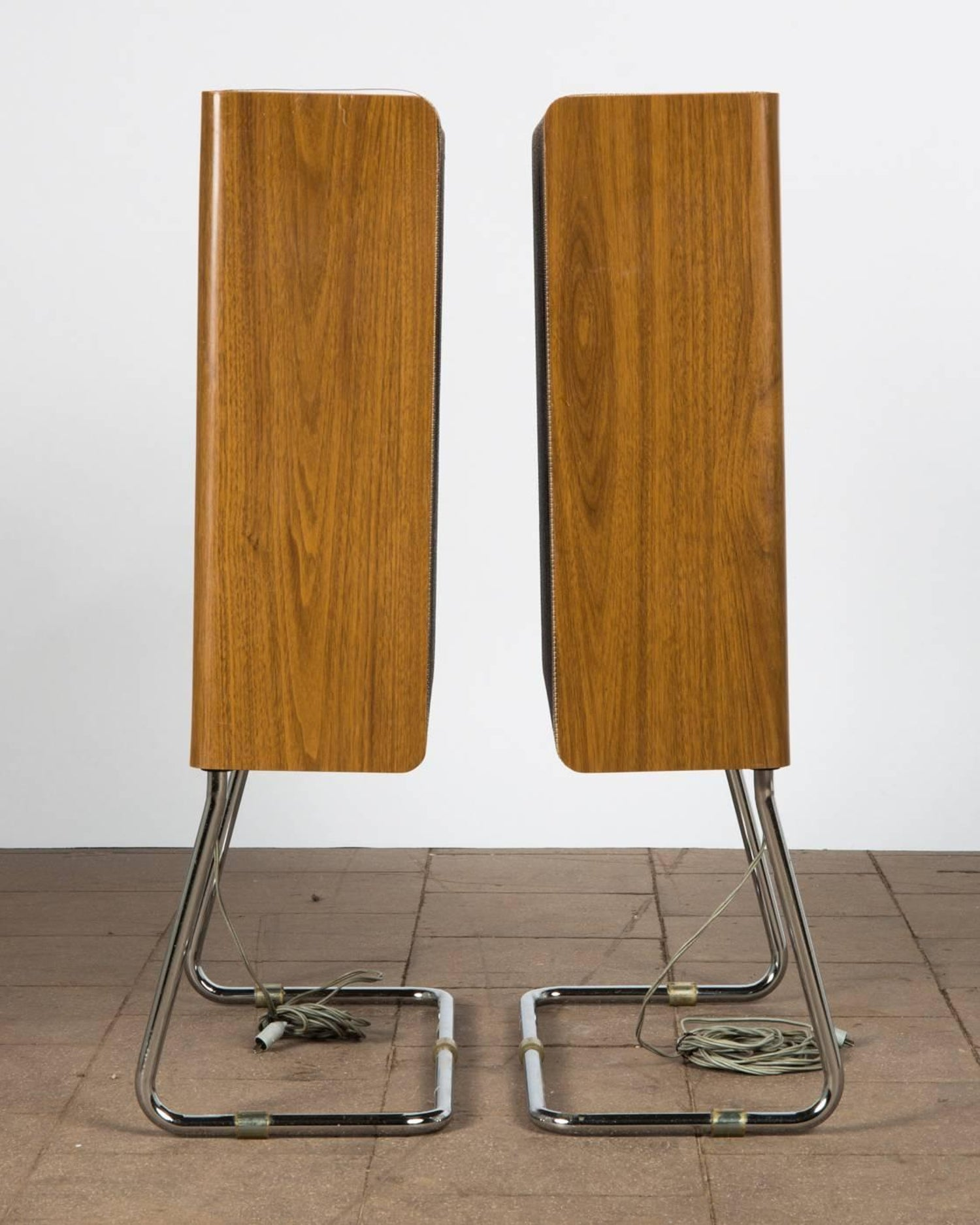 Vintage German Speakers from Telefunken, 1959