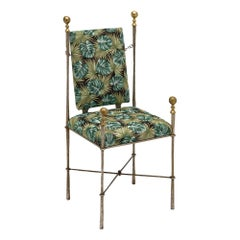 "Vintage ""Giacometti"" Style Armchair"