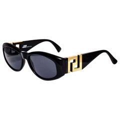 Vintage Gianni Versace Sunglasses Mod T24 Col 852