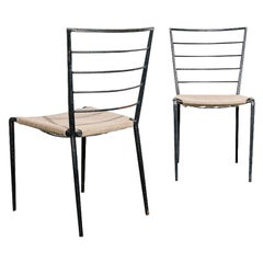 Vintage Gio Ponti Style Indoor/Outdoor Chairs