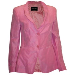 Vintage Giorgio Armani Pink Jacket