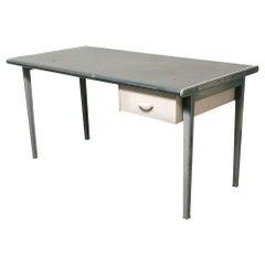 Vintage Gispen Industrial Desk