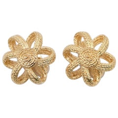 Vintage Givenchy Vintage Earrings 1980s