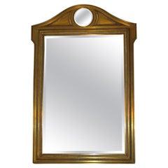 Vintage Gold Decorative Mirror