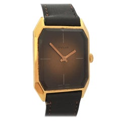Vintage Gold Plated Manual winding Swiss Watch