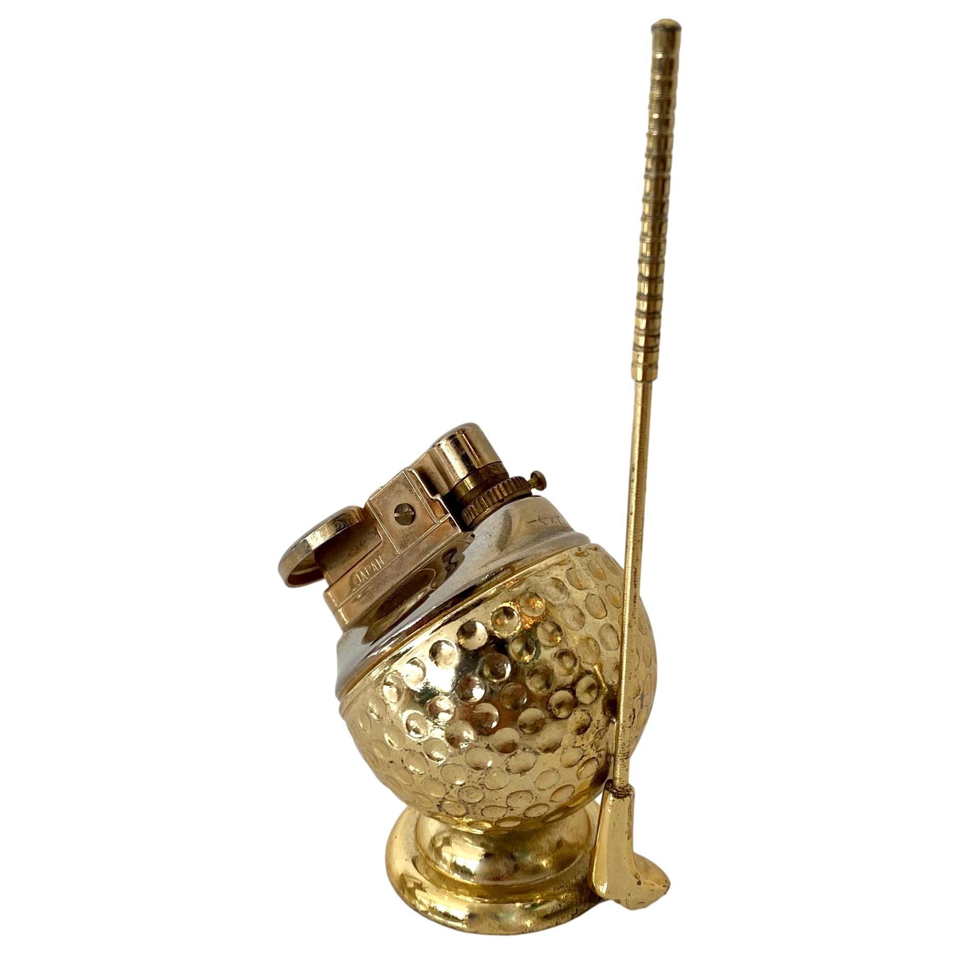 Vintage Golf Lighter