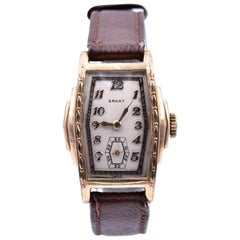 Vintage Grant Gold-Tone Stainless Steel Watch