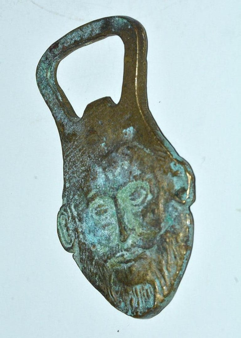 Classical Greek Vintage Greek Bottle Opener For Sale