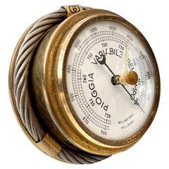 Vintage Gucci Barometer