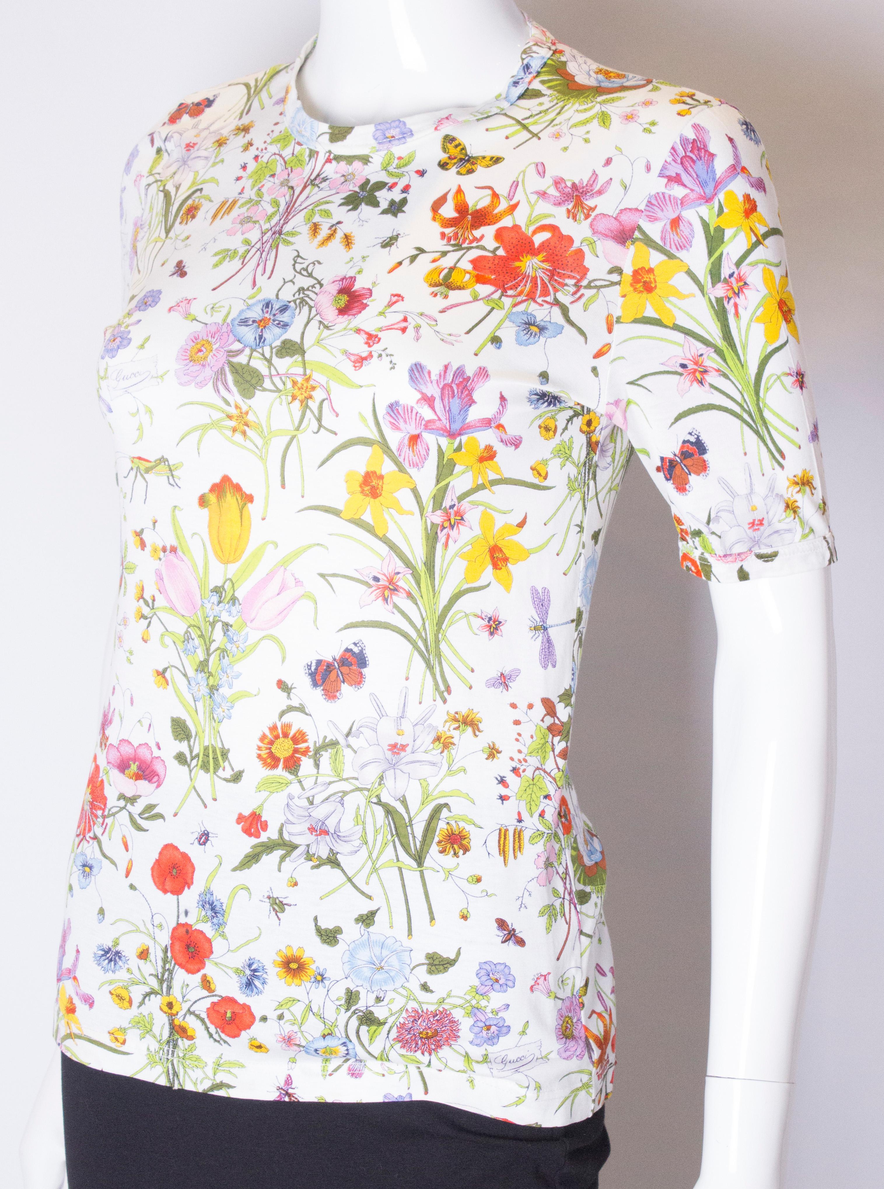 8da662916 Vintage Gucci T Shirt For Sale – DACC