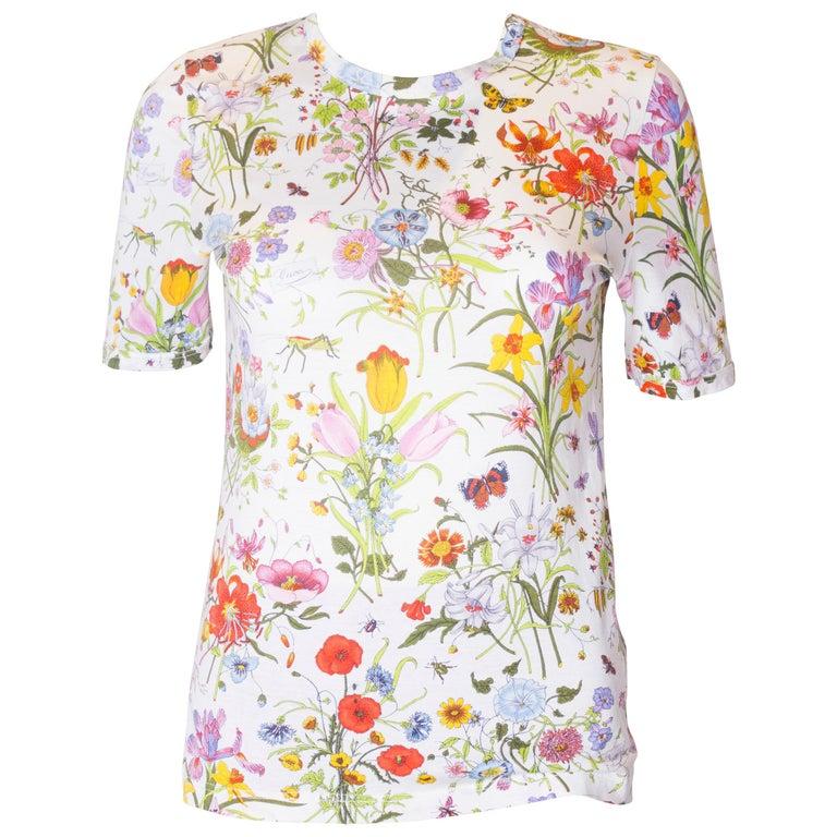 72550fa1 Vintage Gucci T Shirt at 1stdibs