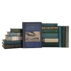 Vintage Gulf Stream Nautical Book Set