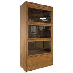Vintage Haberdashery Cabinet Shop Display