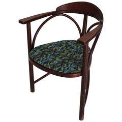 Vintage HajduThonet Desk Chair No 81 Rondo, 1980, Hungary