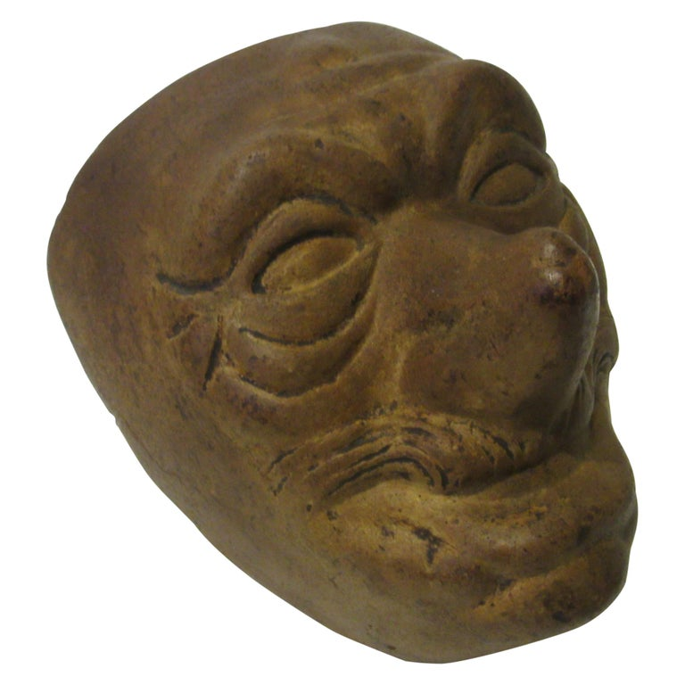 Vintage Halloween Mask Mold by the American Mask Co. For Sale