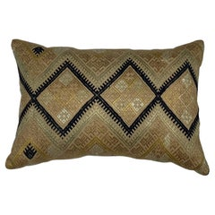 Vintage Hand Embroidery Suzani Pillow